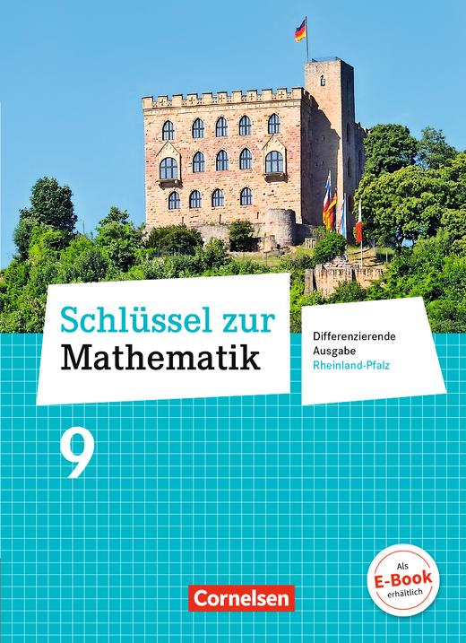 Schlüssel zur Mathematik - Schülerbuch - 9. Schuljahr
