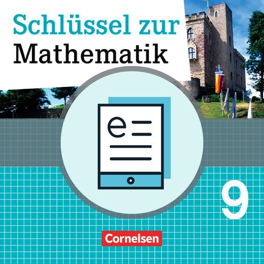 Schlüssel zur Mathematik - Schülerbuch als E-Book - 9. Schuljahr