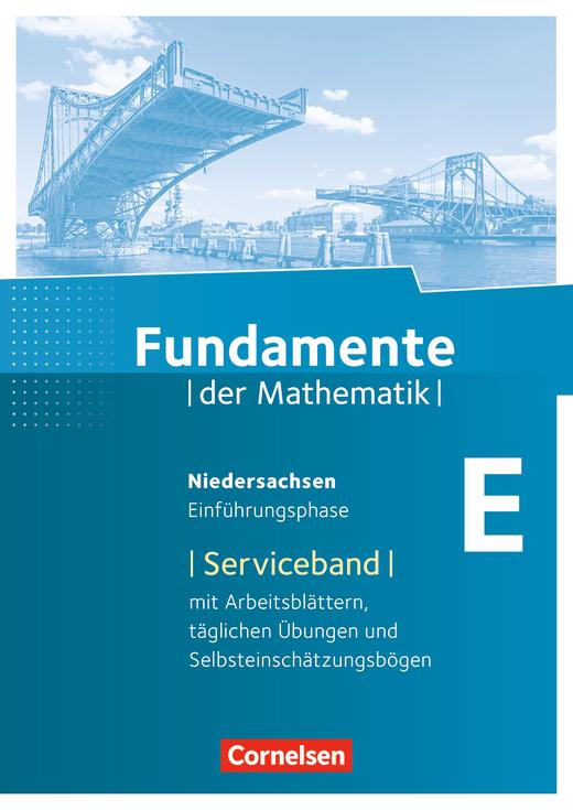 Fundamente der Mathematik - Serviceband - Einführungsphase