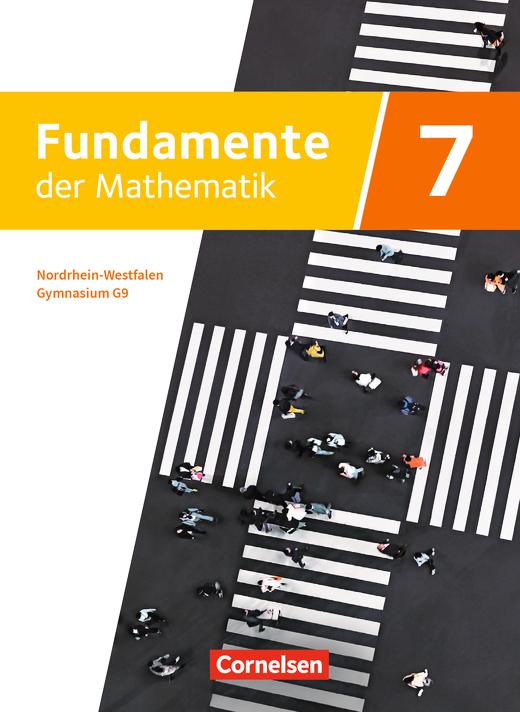 Fundamente der Mathematik - Schülerbuch - 7. Schuljahr