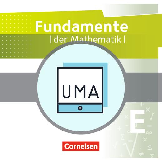 Fundamente der Mathematik - Unterrichtsmanager Plus online - Einführungsphase