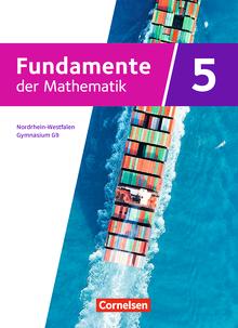 Fundamente der Mathematik - Schülerbuch - 5. Schuljahr