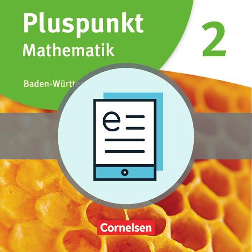 Pluspunkt Mathematik - Schülerbuch als E-Book - Band 2