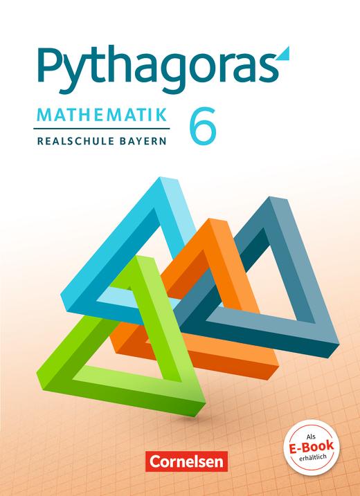 Pythagoras - Schülerbuch - 6. Jahrgangsstufe