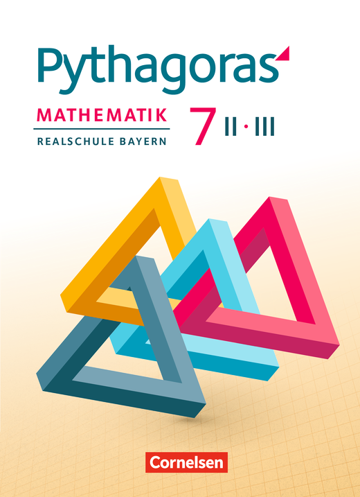 Pythagoras - Schülerbuch - 7. Jahrgangsstufe (WPF II/III)