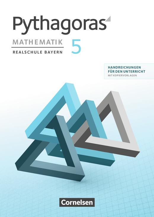 Pythagoras - Handreichungen für den Unterricht - 5. Jahrgangsstufe