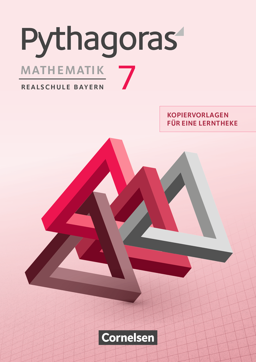 Pythagoras - Kopiervorlagen für eine Lerntheke - 7. Jahrgangsstufe