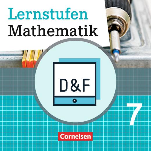 Lernstufen Mathematik - Diagnose und Fördern online - 7. Schuljahr