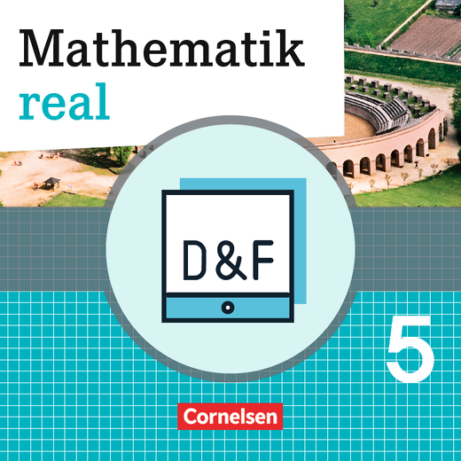 Mathematik real - Diagnose und Fördern online - 5. Schuljahr