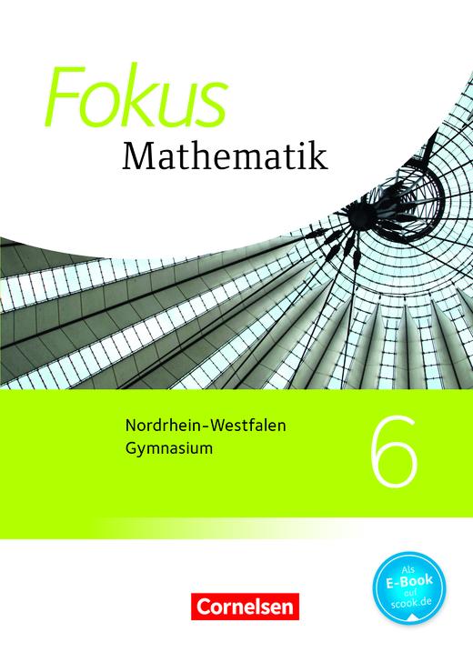 Fokus Mathematik - Schülerbuch - 6. Schuljahr