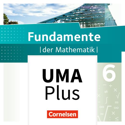Fundamente der Mathematik - Unterrichtsmanager Plus online - 6. Schuljahr