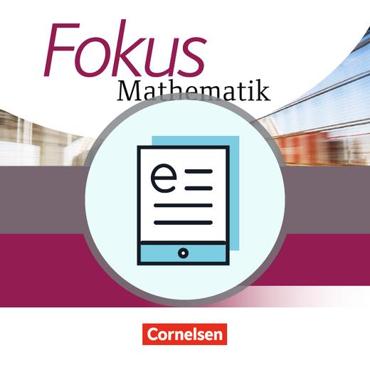 Fokus Mathematik - Gymnasiale Oberstufe - Schülerbuch als E-Book - Qualifikationsphase