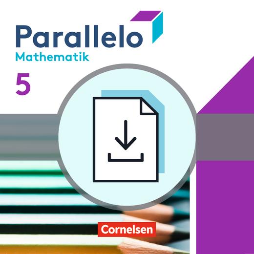 Parallelo - Lösungen zum Schülerbuch als Download - 5. Schuljahr