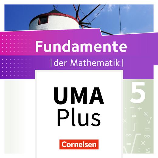 Fundamente der Mathematik - Unterrichtsmanager Plus online - 5. Schuljahr