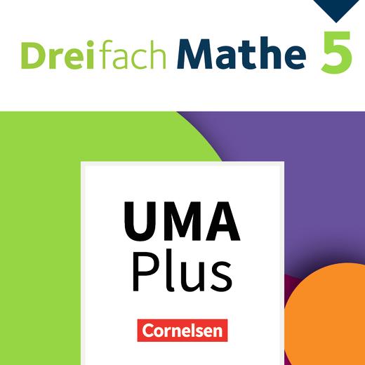 Dreifach Mathe - Unterrichtsmanager Plus online (Demo 90 Tage) - 5. Schuljahr