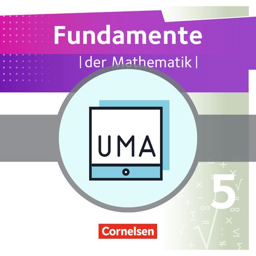 Fundamente der Mathematik - Unterrichtsmanager Plus online (Demo 90 Tage) - 5. Schuljahr