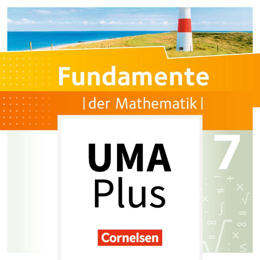 Fundamente der Mathematik - Unterrichtsmanager Plus online - 7. Schuljahr