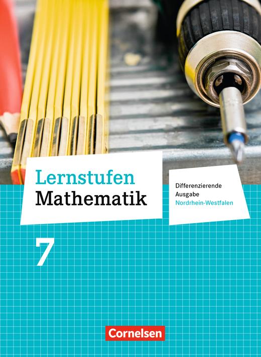 Lernstufen Mathematik - Schülerbuch - 7. Schuljahr