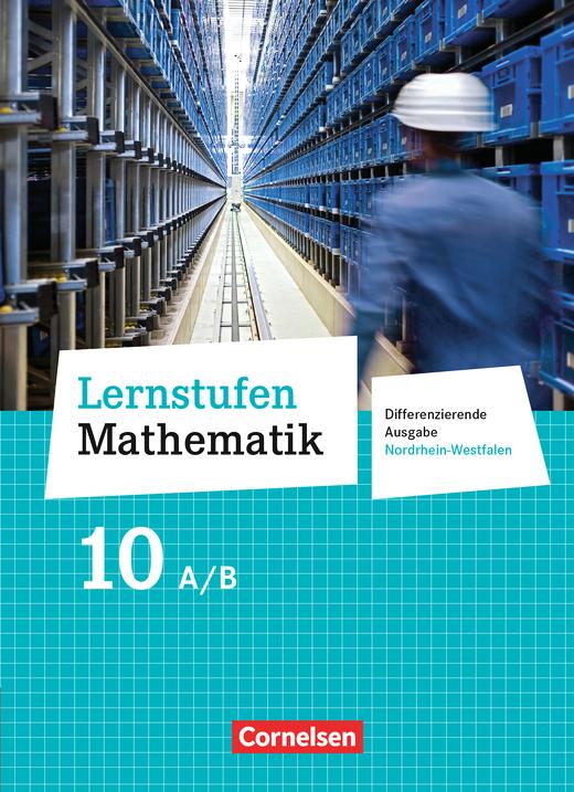 Lernstufen Mathematik - Schülerbuch - 10. Schuljahr