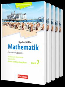 Bigalke/Köhler: Mathematik - Mecklenburg-Vorpommern - Ausgabe 2019