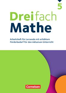 Dreifach Mathe - Arbeitsheft mit Lösungen - 5. Schuljahr