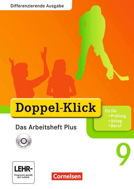 Doppel-Klick - Das Arbeitsheft Plus mit CD-ROM - 9. Schuljahr