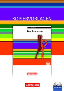 Cornelsen Literathek - Der Sandmann - Empfohlen für das 10.-13. Schuljahr - Kopiervorlagen mit Lösungen und CD-ROM