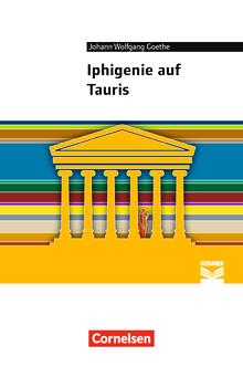 Cornelsen Literathek - Iphigenie auf Tauris - Empfohlen für das 10.-13. Schuljahr - Textausgabe