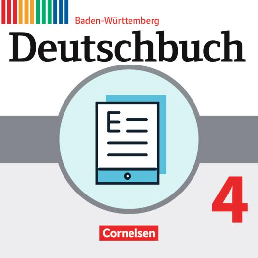 Deutschbuch Gymnasium - Schülerbuch als E-Book - Band 4: 8. Schuljahr