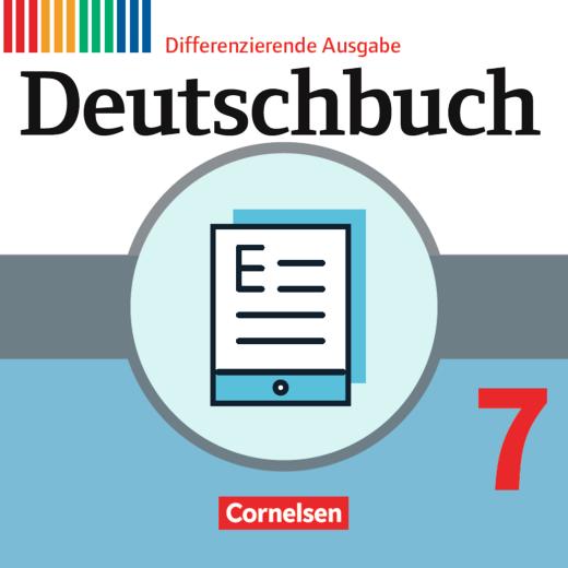 Deutschbuch - Schülerbuch als E-Book - 7. Schuljahr