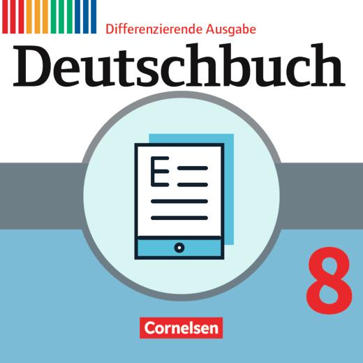 Deutschbuch - Schülerbuch als E-Book - 8. Schuljahr