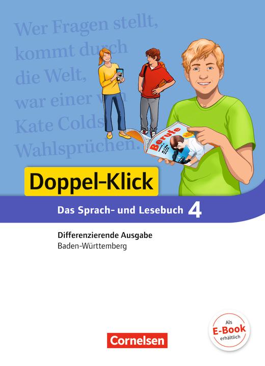 Doppel-Klick - Schülerbuch - Band 4: 8. Schuljahr