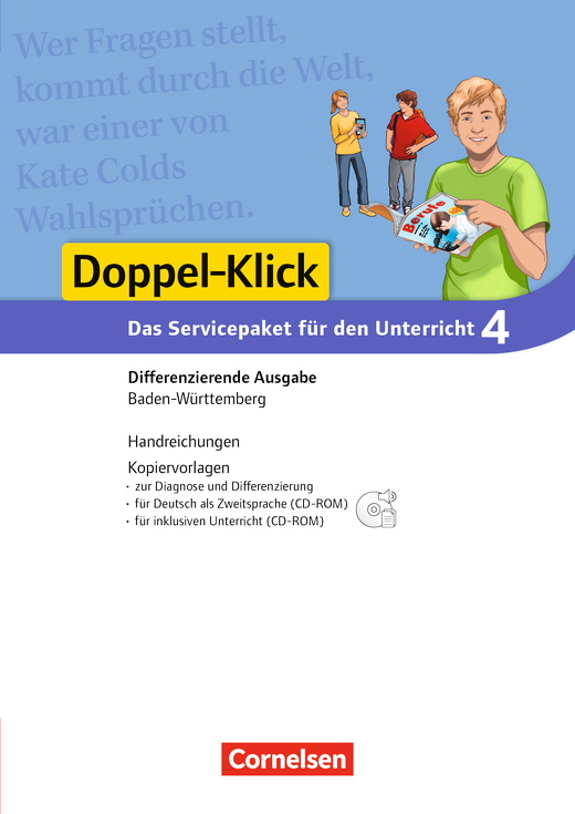 Doppel-Klick - Servicepaket - Band 4: 8. Schuljahr