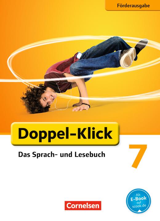 Doppel-Klick - Inklusion: für erhöhten Förderbedarf - Schülerbuch - 7. Schuljahr