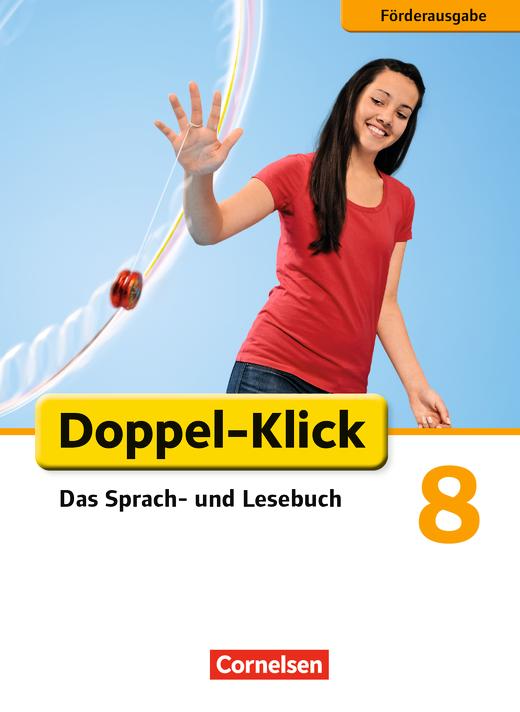 Doppel-Klick - Inklusion: für erhöhten Förderbedarf - Schülerbuch - 8. Schuljahr