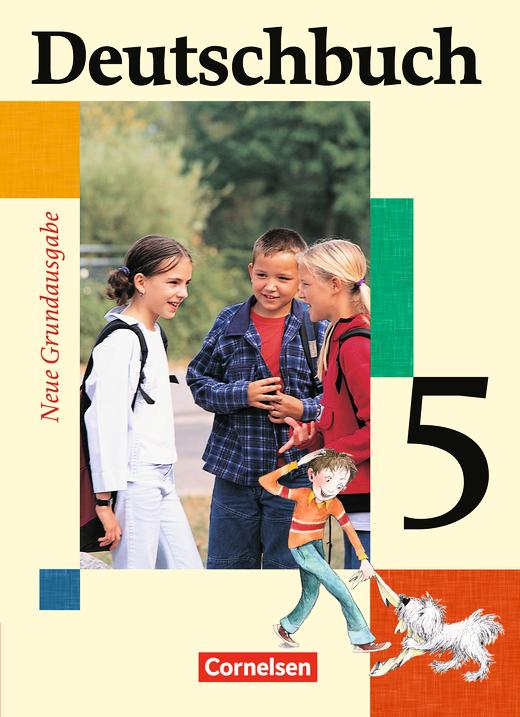 Deutschbuch - Schülerbuch - 5. Schuljahr