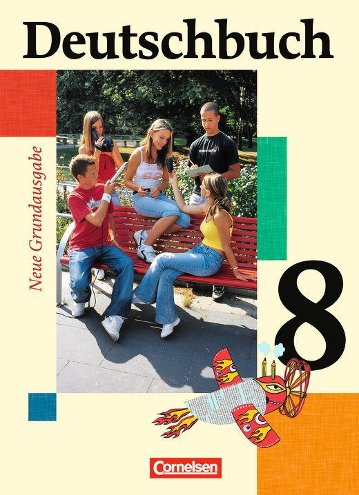 Deutschbuch - Schülerbuch - 8. Schuljahr