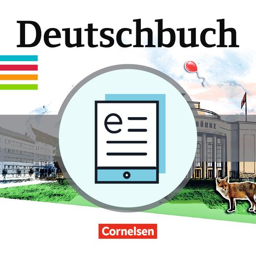 Deutschbuch Gymnasium - Orientierungswissen - Schülerbuch als E-Book - 5.-10. Schuljahr