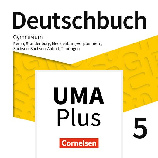 Deutschbuch Gymnasium - Unterrichtsmanager Plus online (Demo-Kapitel) - 5. Schuljahr