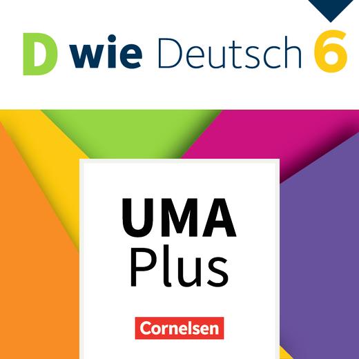D wie Deutsch - Unterrichtsmanager Plus online (Demo 90 Tage) - 6. Schuljahr