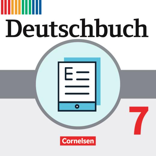 Deutschbuch Gymnasium - Schülerbuch als E-Book - 7. Schuljahr