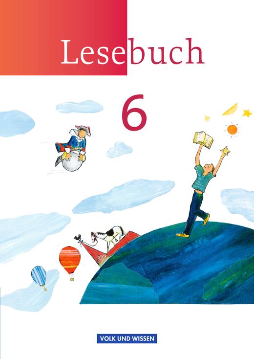 Lesebuch - Schülerbuch - 6. Schuljahr