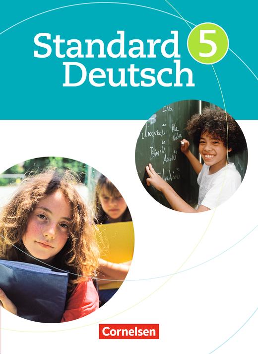Standard Deutsch - Schülerbuch - 5. Schuljahr