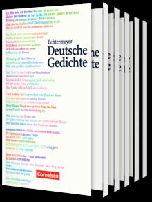 Echtermeyer Deutsche Gedichte Cornelsen