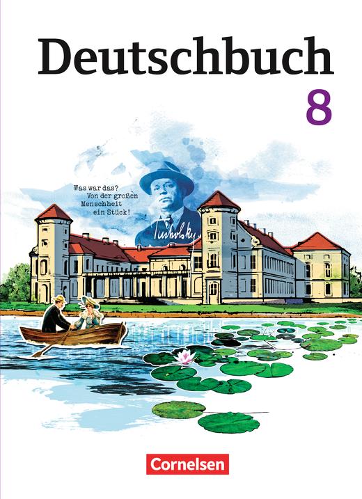 Deutschbuch Gymnasium - Schülerbuch - 8. Schuljahr