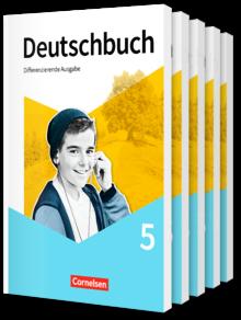 Deutschbuch - Differenzierende Ausgabe 2020