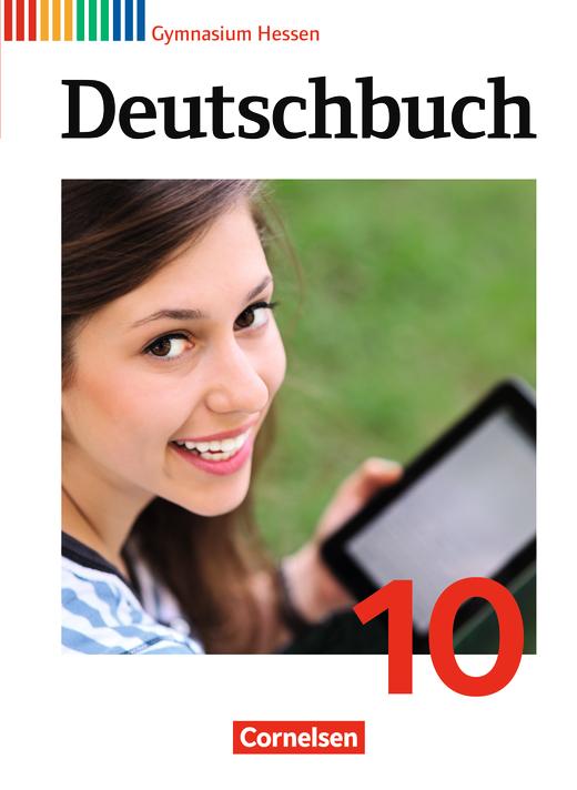 Deutschbuch Gymnasium - Schülerbuch - 10. Schuljahr (nur für das G9)