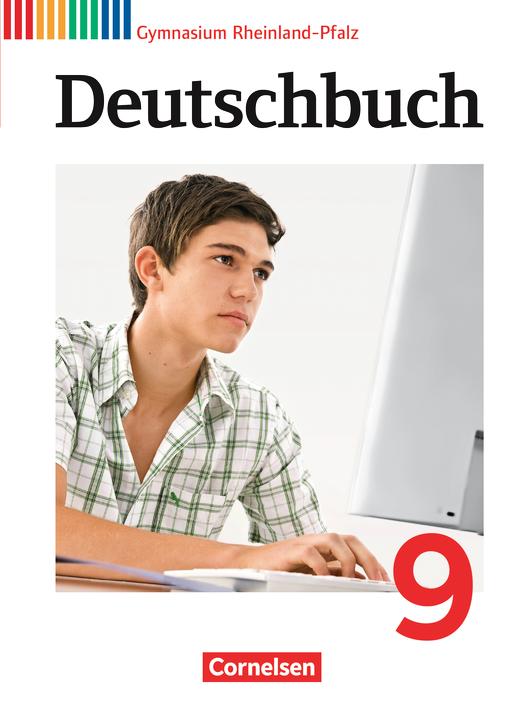 Deutschbuch Gymnasium - Schülerbuch - 9. Schuljahr