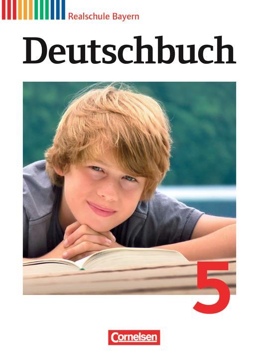 Deutschbuch - Schülerbuch - 5. Jahrgangsstufe
