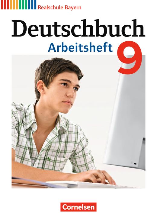 Deutschbuch - Arbeitsheft mit Lösungen - 9. Jahrgangsstufe